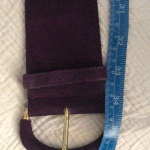 Accessories - Fabulous leather belt!